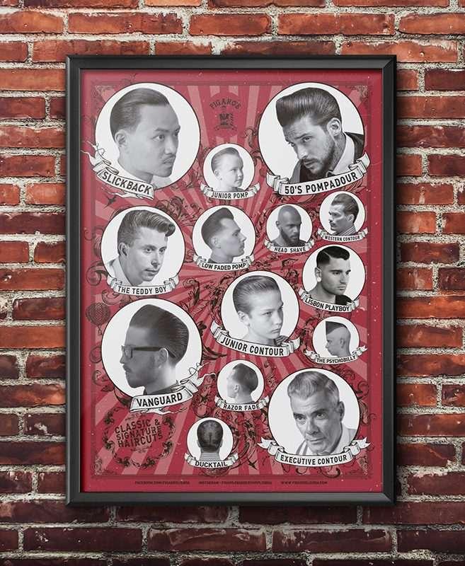 Poster Figaros