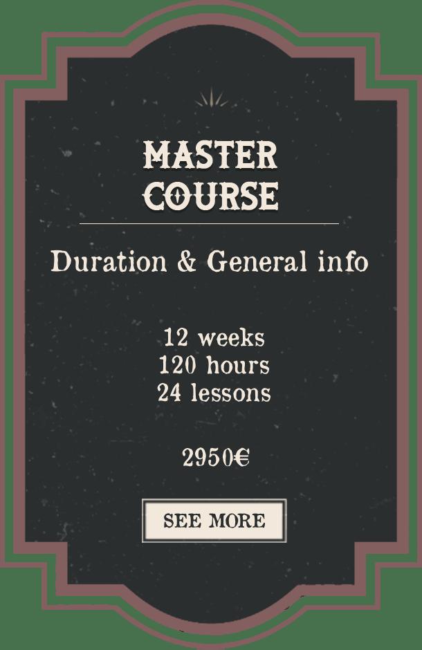 Master Course English