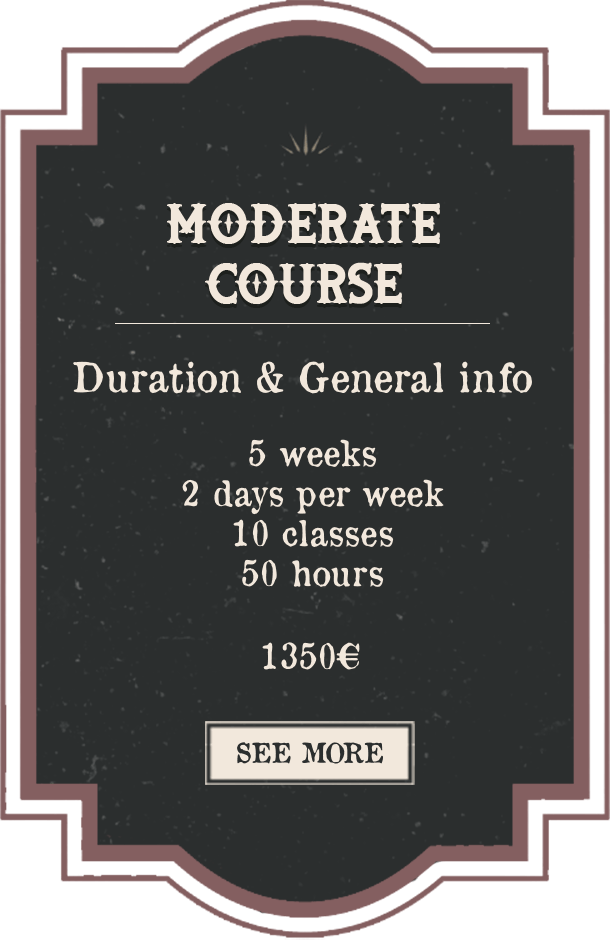 Moderate Course English
