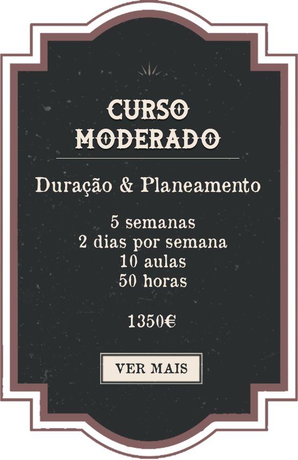 Moderate Course Portuguese