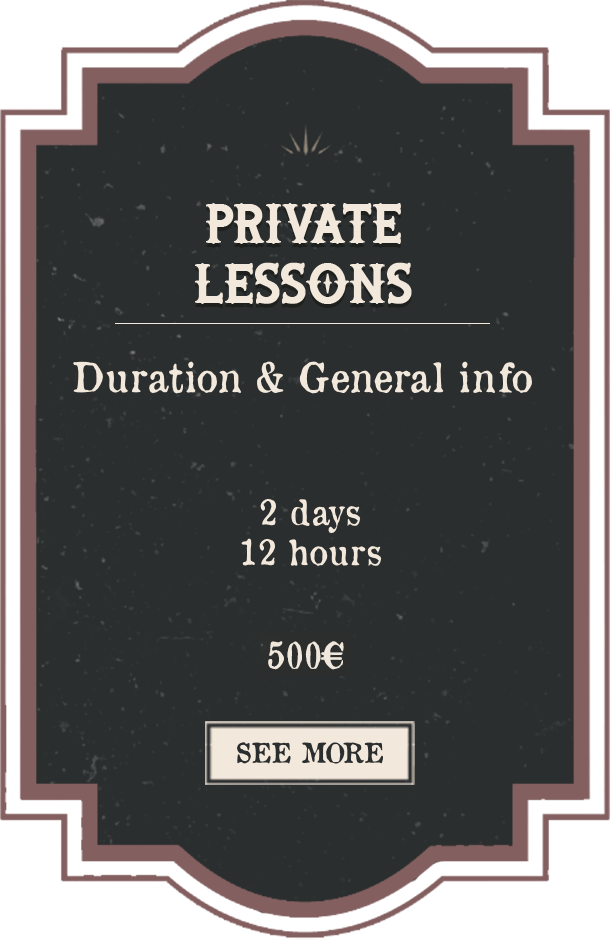 Private Lessons English